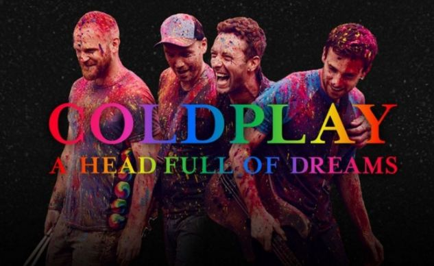 A Head Full Of Dreams- Coldplay