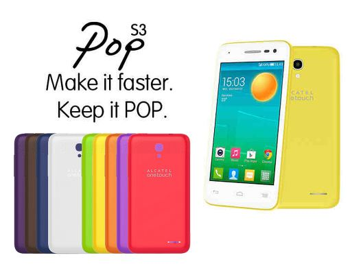 ALCATEL POP S3 Top Most Cheapest Quad Core Phones in Philippines 2017