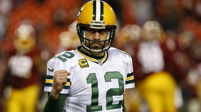 Aaron Rodgers, Most Popular Hottest NFL Quarterbacks 2016