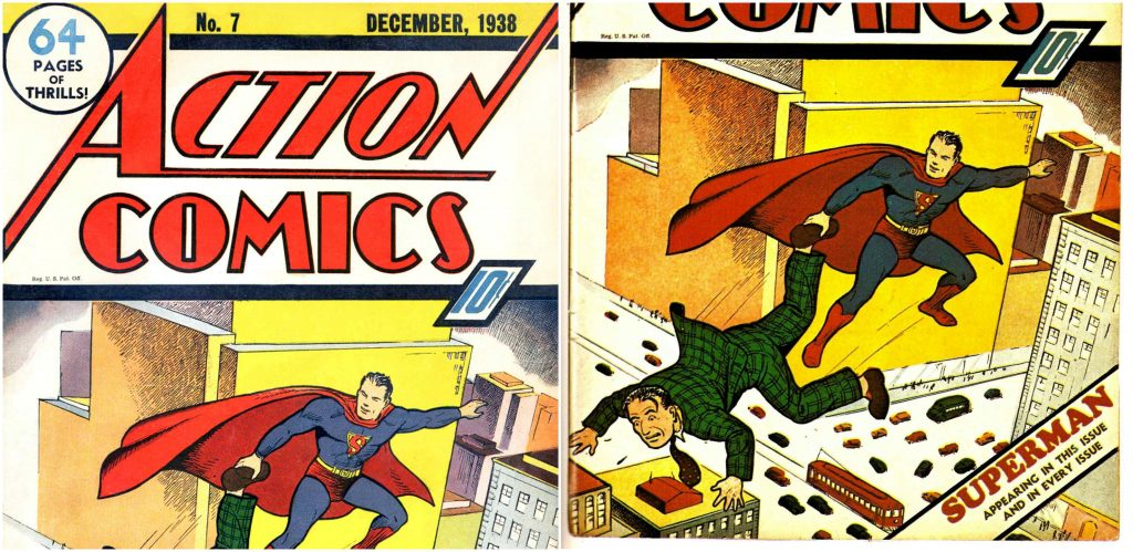 Action Comics, most Expensive Comics 2018
