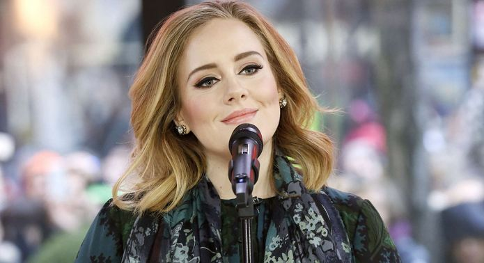 Adele, World's Most Popular Sexiest Female Singers 2016