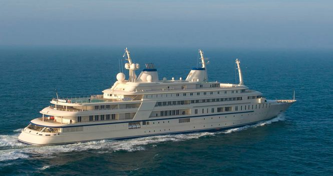 Al Saïd, World's Largest Yachts 2016