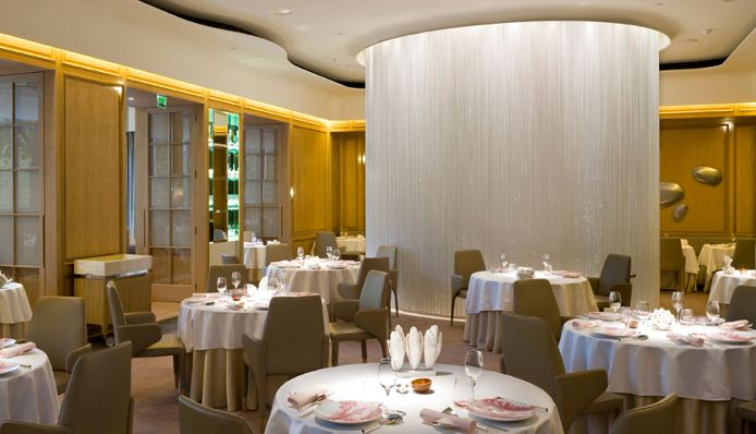 Alain Ducasse, The Dorchester, London