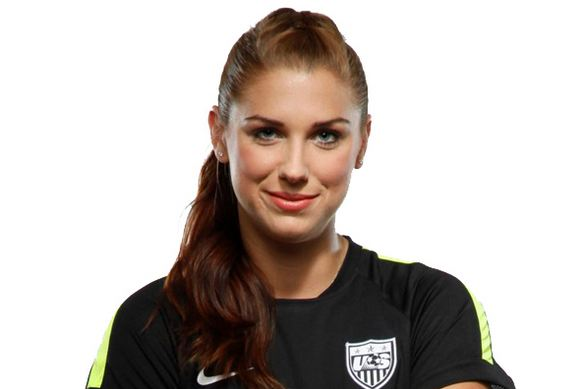 Alex Morgan, World's Most Beautiful Hottest Female Soccer Players 2016