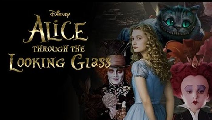 Alice through the looking glass expensive movie