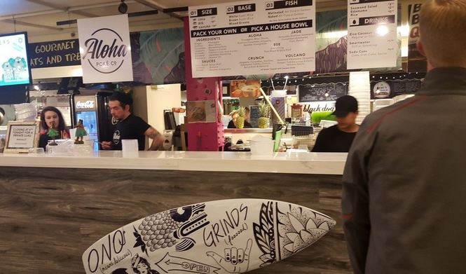 Aloha Poke Co., Most Popular Restaurants in Chicago 2016