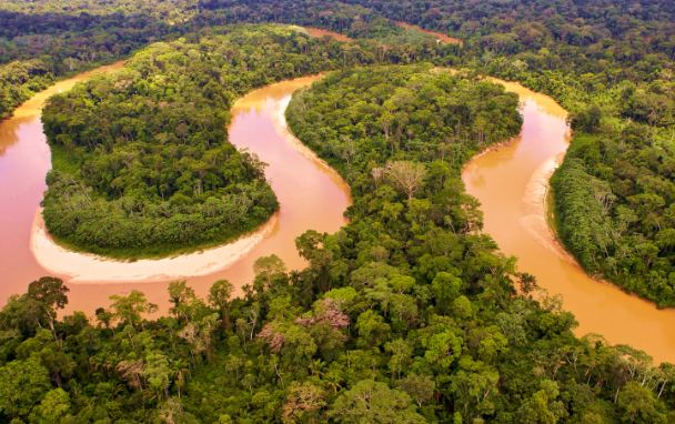 Amazon River Top largest rivers in the world 2017
