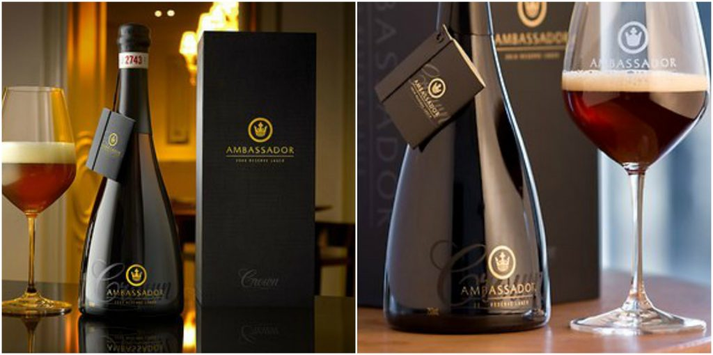Ambassador Reserve by Crown, World's Most Expensive Beers 2018