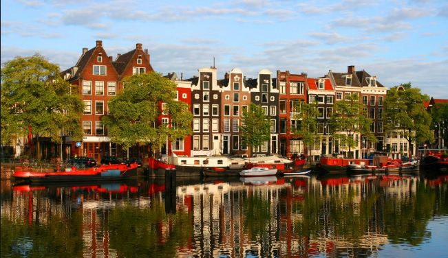 Amsterdam most popular vacation spots 2016-2017-2018