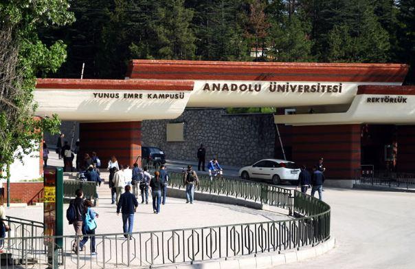 Anadolu University Eskisehir, Turkey