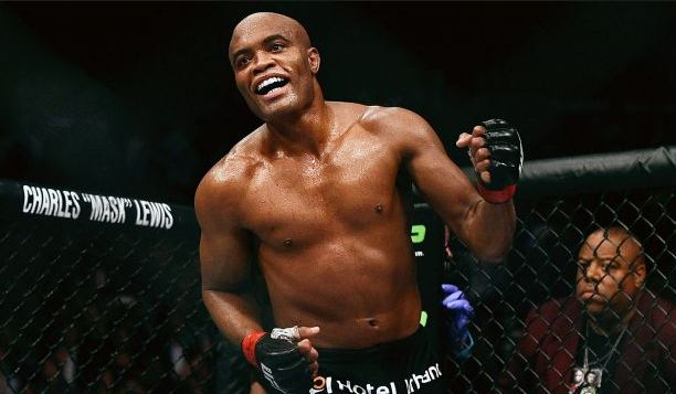 Anderson Silva, World's Most Popular Richest UFC Fighters 2019