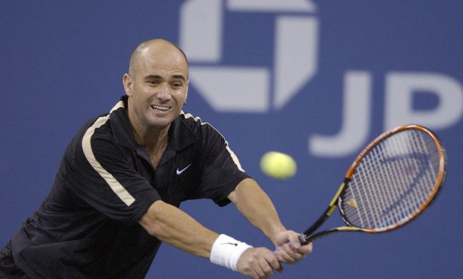Andre Agassi Top 10 richest tennis players in the world 2017