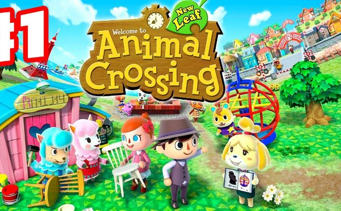 Animal Crossing Top 10 Most Best Selling Nintendo Games in The World 2017