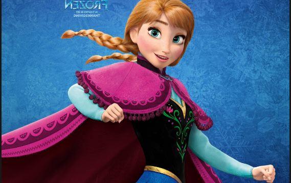 Anna Frozen,Most Popular Hottest Disney Princesses 2016