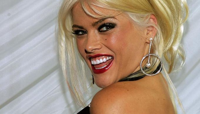 Anna Nicole Smith, Most Beautiful Hottest Playboys 2016