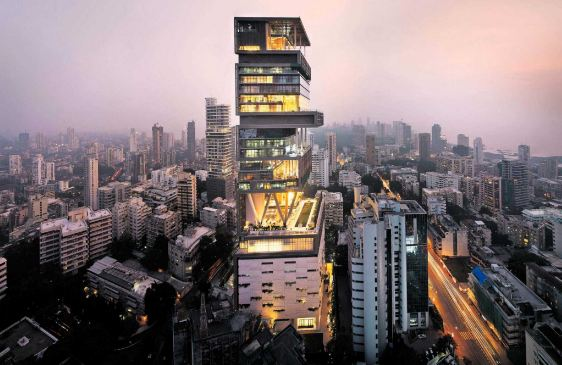 Antilia Top 10 Most Expensive Houses In The World 2017