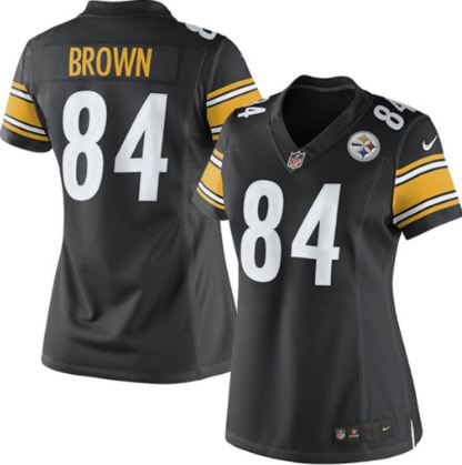 Antonio Brown The top most popular best selling NFL jerseys of 2019