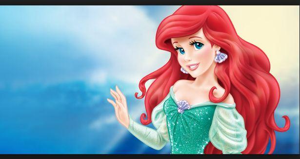 Ariel,Most Popular Hottest Disney Princesses 2018