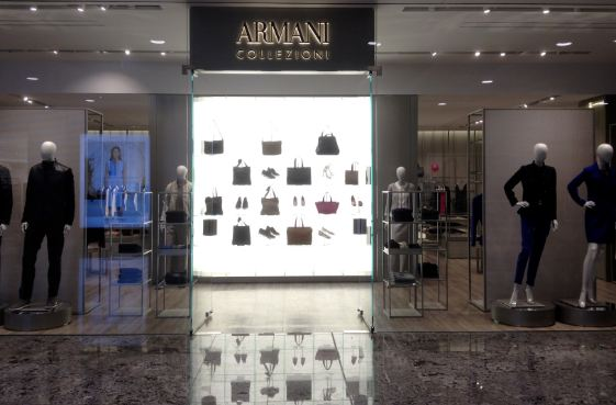 Armani Top 10 Most Expensive Designer Brands in The World 2017