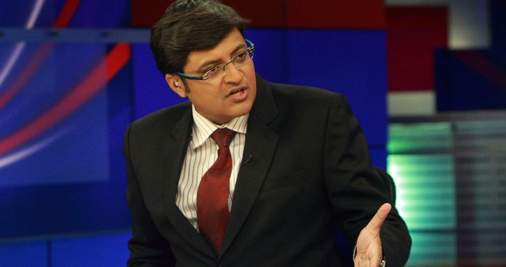 Arnab Goswami, Most Popular Hottest Indian Journalist 2016