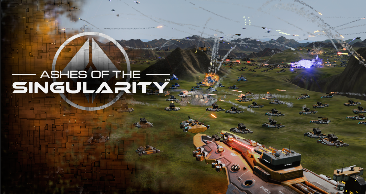 Ashes of the Singularity best selling pc games 2016-2017