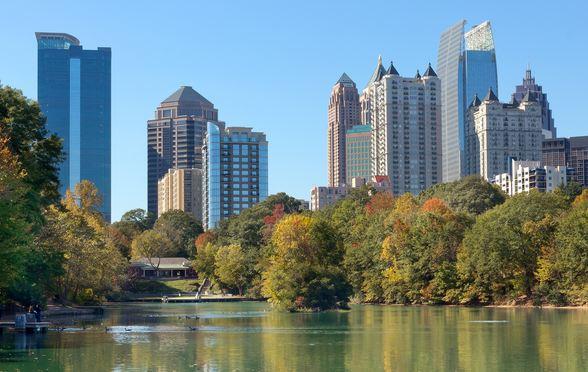Atlanta, World's Most Popular Real Estate Markets 2016