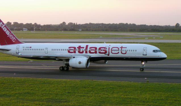 Atlas jet Airlines
