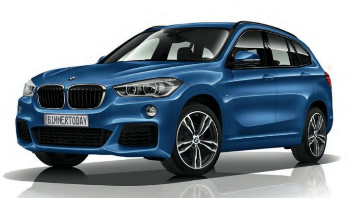 BMW X1 2015 Top most popular cheapest BMWs in the World 2019