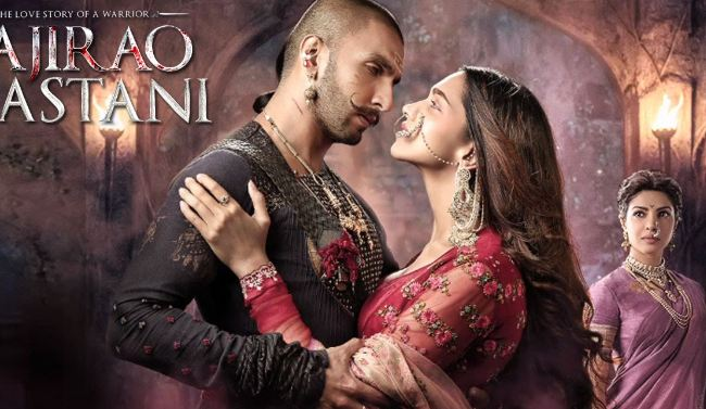 Bajirao Mastani, Most Expensive Indian Movies of all time