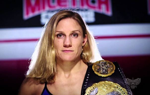 Barb Honchak, World's Most Popular Hottest MMA Female Fighters 2016