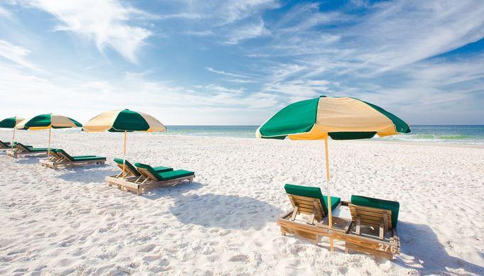 Beach at Panama City, Florida, Most Beautiful Beaches in America 2016