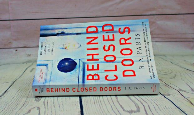 Behind Closed Doors by B A Paris Top 10 Most Popular, Best Selling Kindle eBooks in The World 2017