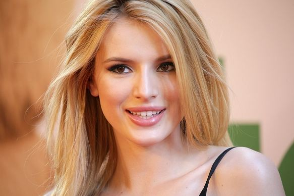 Bella Thorne, World's Most Successful Hottest Young Actors 2018