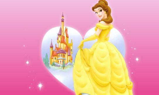 Belle,Most Popular Hottest Disney Princesses 2018