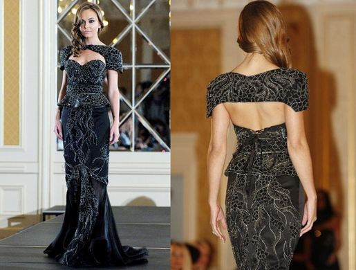 Expensive Dress