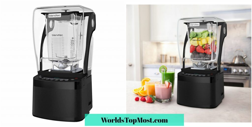 Blendtechs Stealth Blender system Expensive Kitchen Gadgets 2016-2017