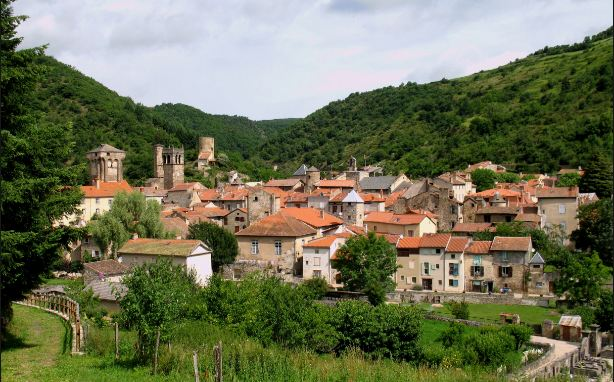 Blesle Most Beautiful Villages in France 2016-2017