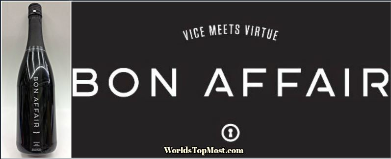 Bon Affair Blanc Spritzer top best selling wines 2016-2017