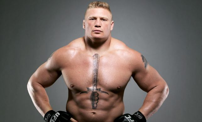 Brock Lesnar Top 10 Most Richest UFC Fighters in The World 2017
