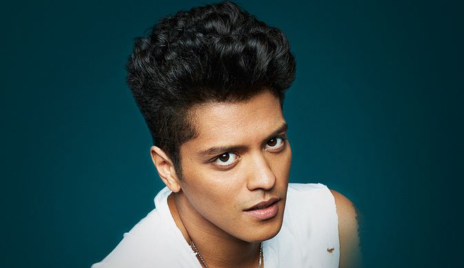 Bruno Mars, World's Most Popular Hottest Male Country Singers 2016
