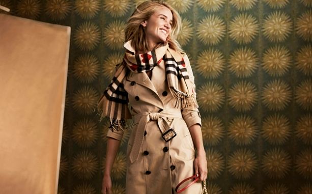 Burberry, Most Expensive Fashion Brands 2016