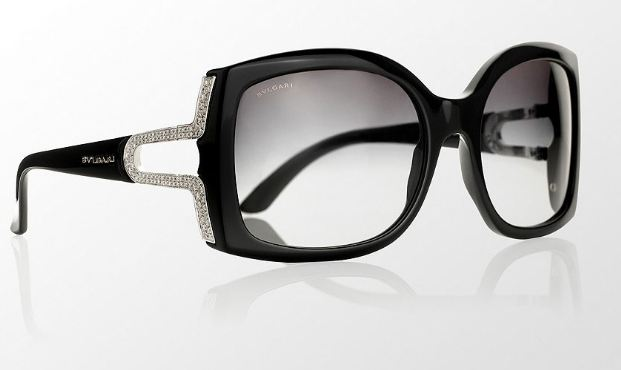 Bvlgari Parentesi Diamond Sunglasses