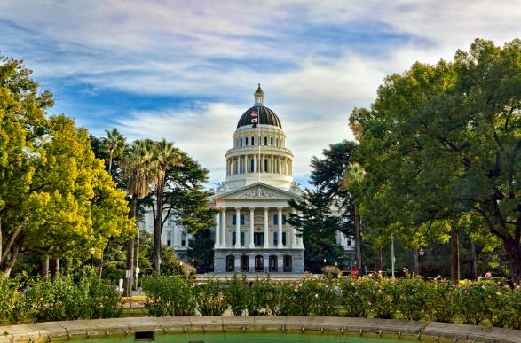 CALIFORNIA Top 10 richest US states in the world 2017