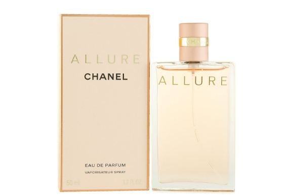 CHANEL ALLURE PARFUM SPRAY Top Popular Best Selling Perfumes in The World 2018