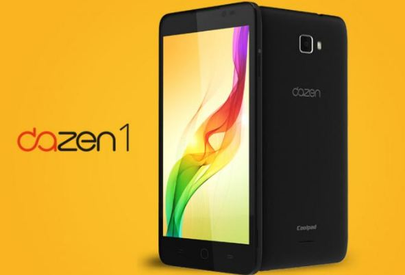 COOLPAD DAZEN 1 Cheap Quad Core Phones 2017-2018