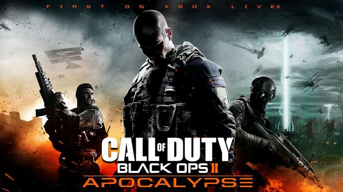 Call of Duty- Black Ops 2, Most Popular Best Selling Xbox 360 Games 2018