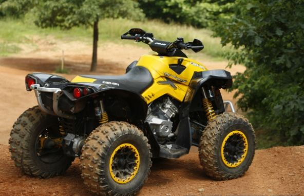 Can-AM Renegade 1000 X XC expensive quad bikes 2016-2017