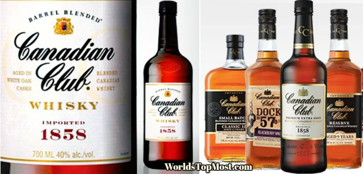 Best Selling Whiskey Brands in The World 2017, Top 10 List ...