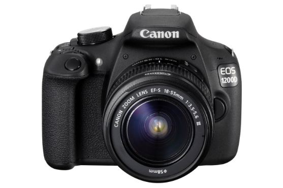 Canon EOS 1200D Top 10 most cheapest DSLRS in the world 2018