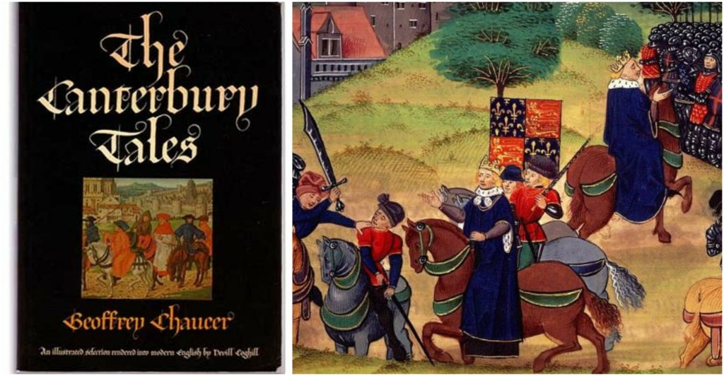 Canterbury Tales, World's Most Expensive Books 2018